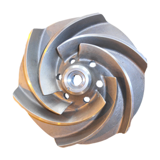 L&M Spare part Impeller Z-6/5 suitable for the Andritz ACP Series