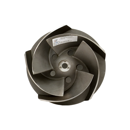 L&M Spare part Impeller, open suitable for the Sulzer ASP Series